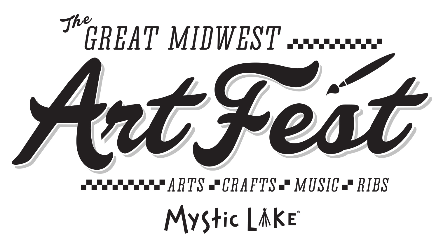 midwest art fest, mystic lake casino arts and crafts fest