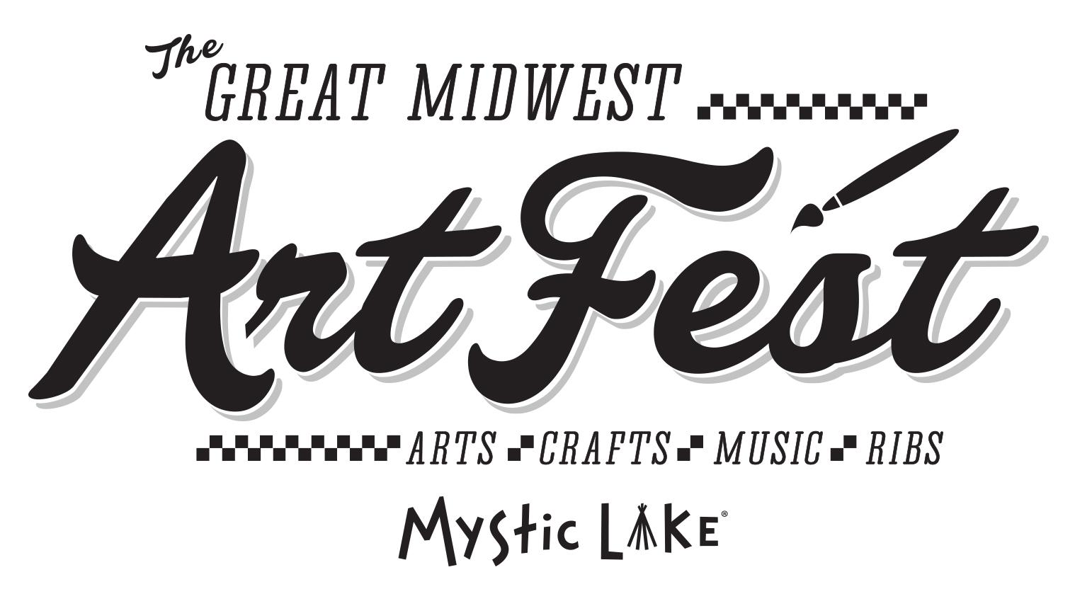 midwest art fest, mystic lake casino arts and crafts fest