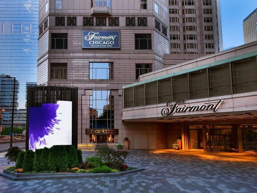 fairmont chicago hotel