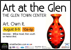 art at the glen town center glenview illinois