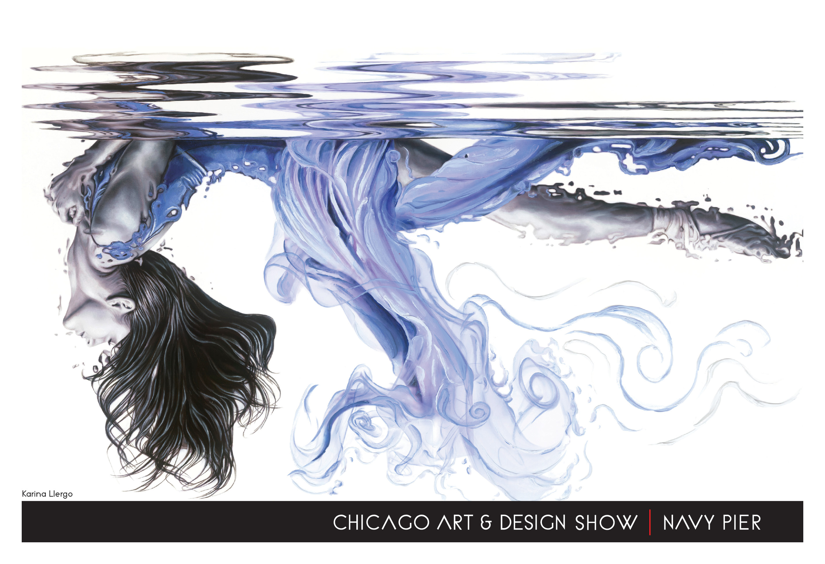 The Chicago Art  Design Show At Navy Pier Amdur Productions - Chicago map navy pier