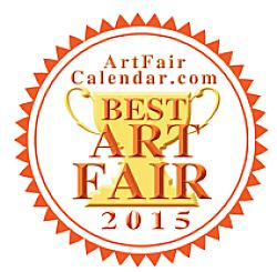 Best Art Fairs logo from Art Fair Calendar