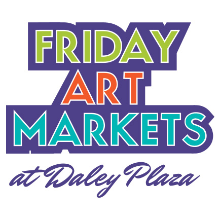 Friday Market at Daley Plaza