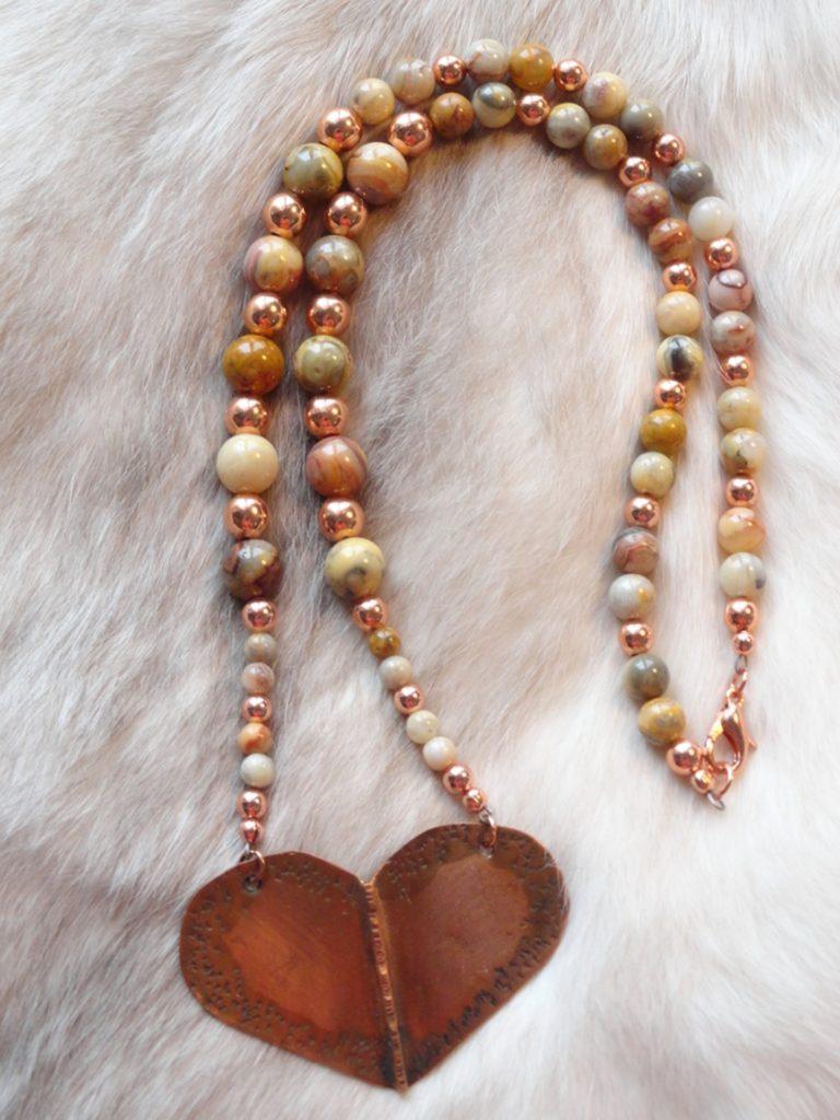 Valerie Abramat Jewelry Maker & Designer: Mixed Media image 2