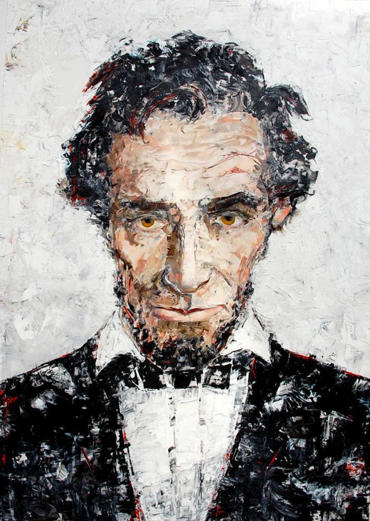 CAT CLAUSEN Painting: Oil Paint image 4
