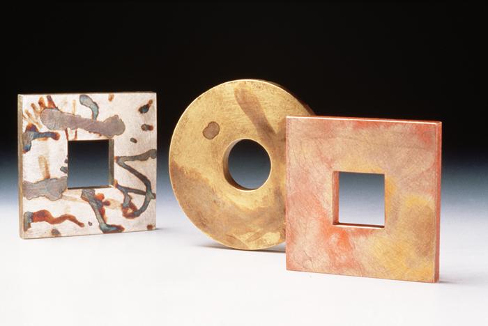 EMANUELA AURELI Jewelry Maker & Designer: Metals image 1