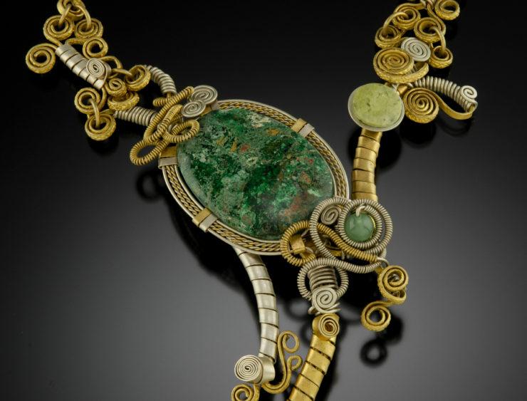 DANIEL JARA Jewelry Maker & Designer: Metals image 1