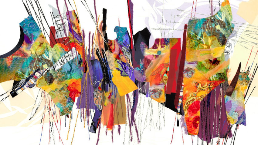 SMADAR LIVNE Painting: Acrylic Paint image 2