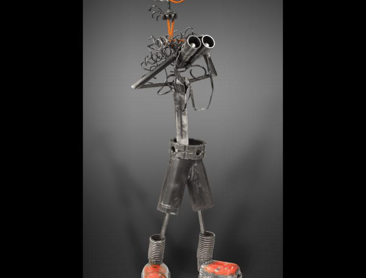 ROBERT NEHRING 3D Non-Functional: Metals image 1
