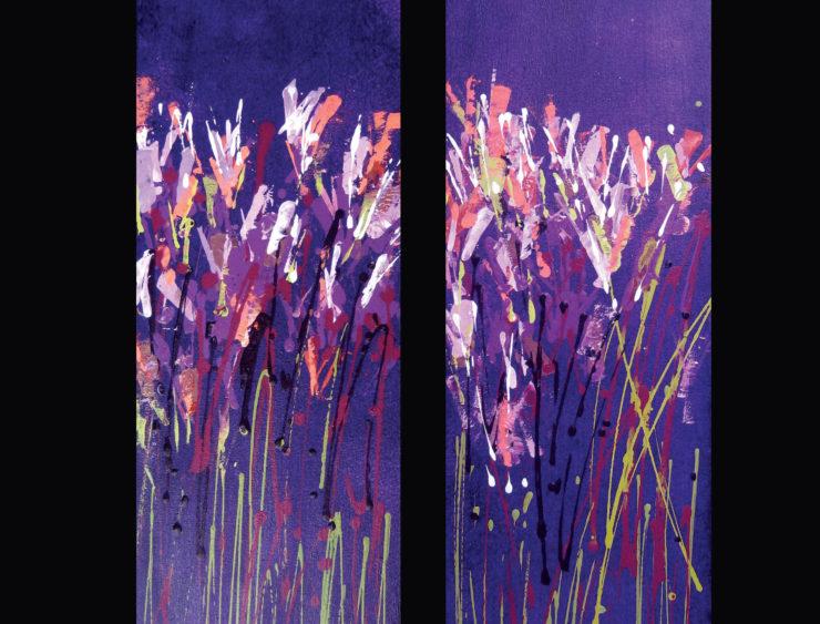 CHRISTINE NYE Painting: Acrylic Paint image 1