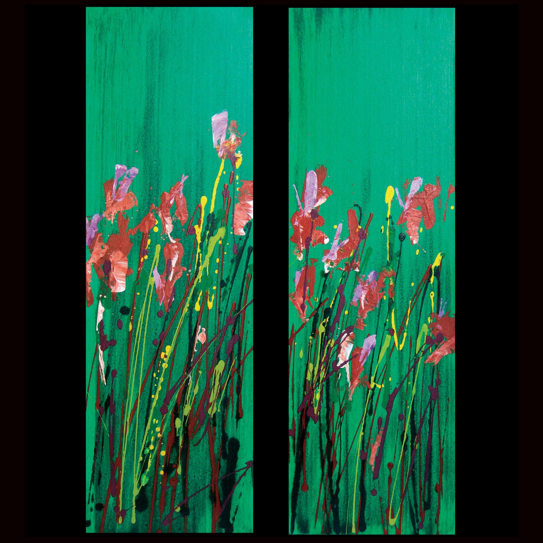 CHRISTINE NYE Painting: Acrylic Paint image 2