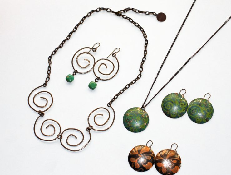 Karen Vick Jewelry Designer: Mixed Media image 1
