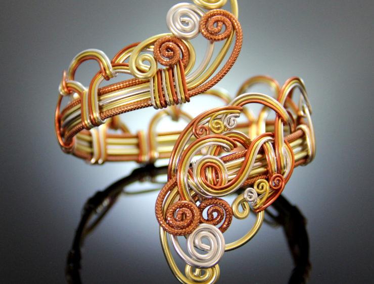 MELISSA WOODS Jewelry Maker & Designer: Metals image 1