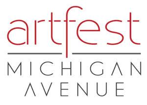 artfest Michigan Avenue Logo