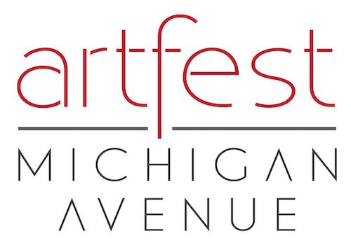 artfest Michigan Avenue Logo