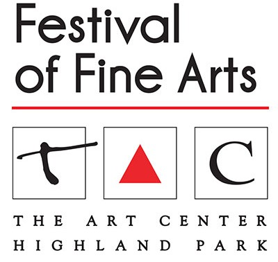 Festival of Fine Arts Highland Park Logo