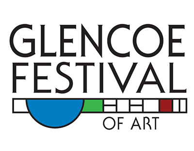 Glencoe Festival of Art Logo