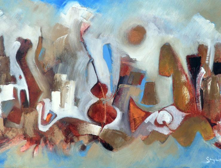 Joseph smigielski Painting: Oil Paint image 1