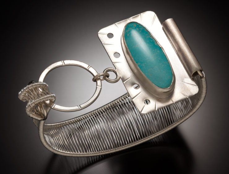 Margaret Aden Jewelry: Metals