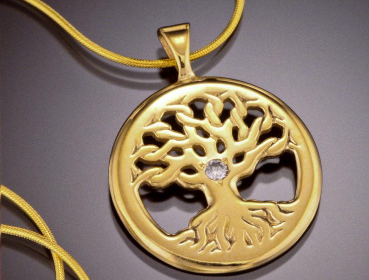 Sean Berton Jewelry Designer: Gold and/or Silver