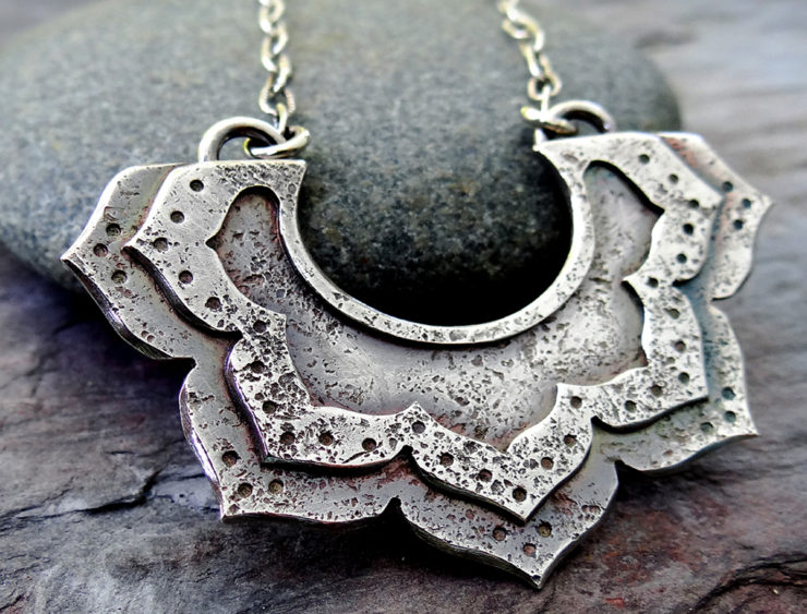 Audra Baade Jewelry: Metals