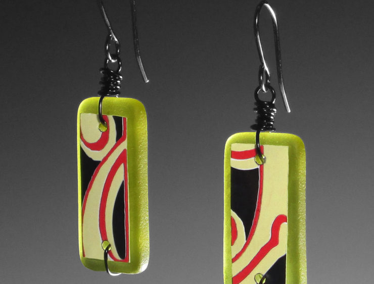 Linda Banning Jewelry: Glass