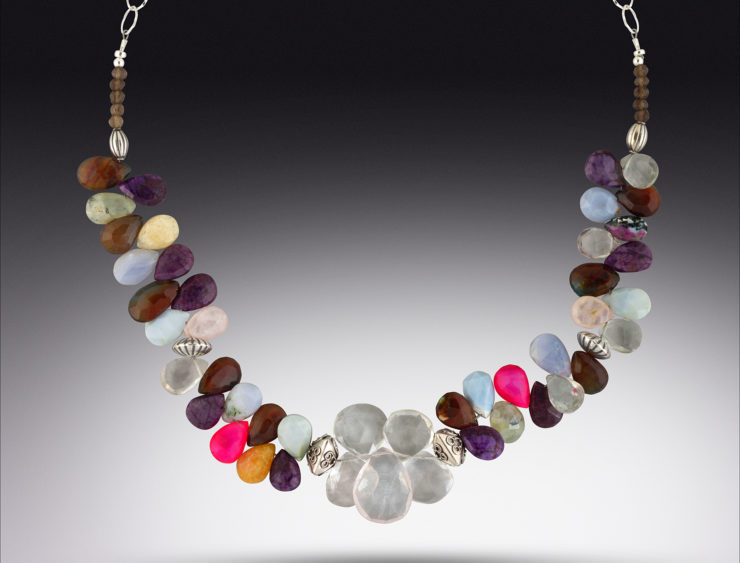 Maggie Bieda Jewelry: Stone
