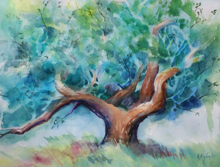 Maureen Boylan 2D: Watercolor
