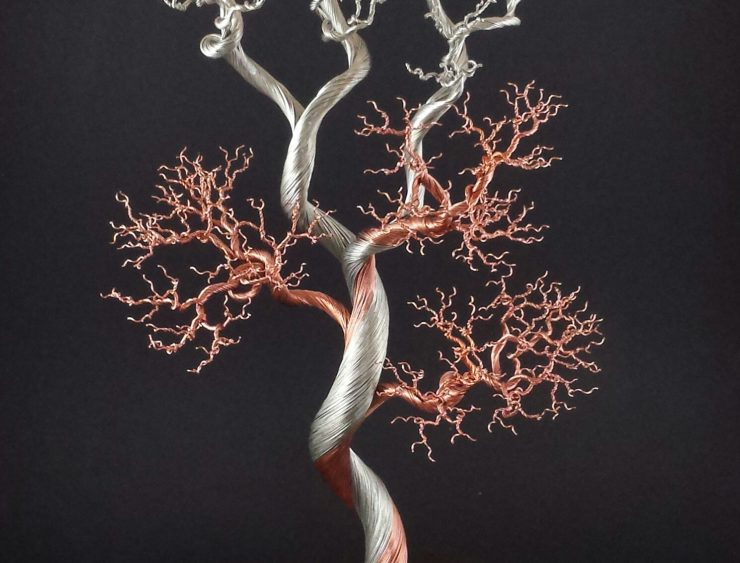 Ed Bratton 3D Non Functional: Metals