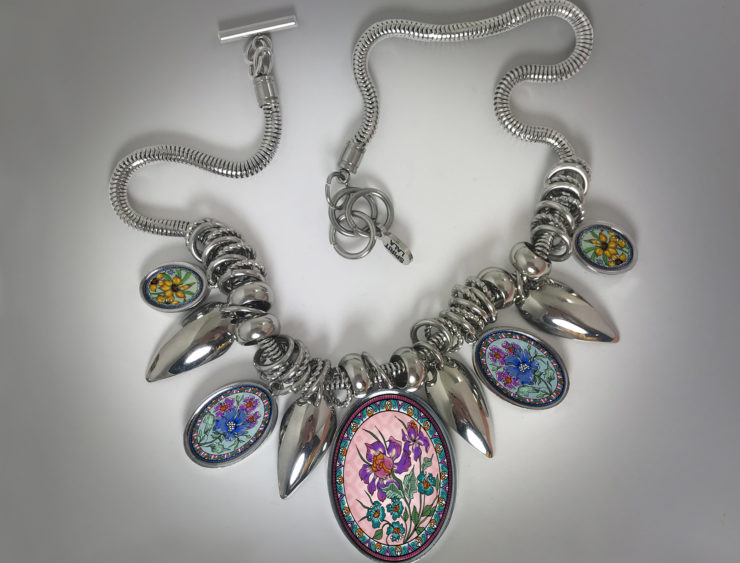 Spirit & Samuel Bush Jewelry: Mixed Media