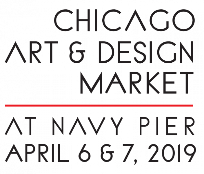 Chicago Art & Design Market- April 2019