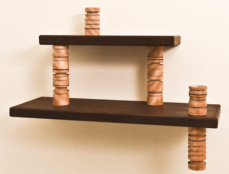 Rich Conti 3D Functional: Wood
