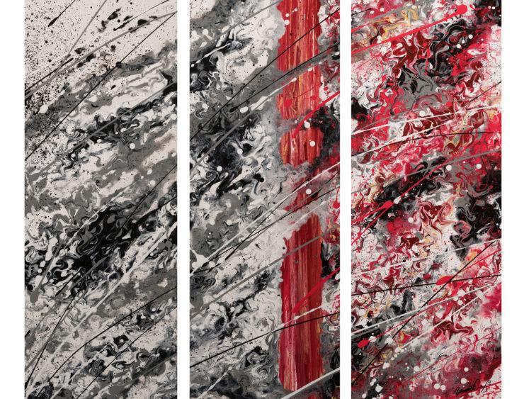 Rosemary Craig 2D: Acrylic Paint