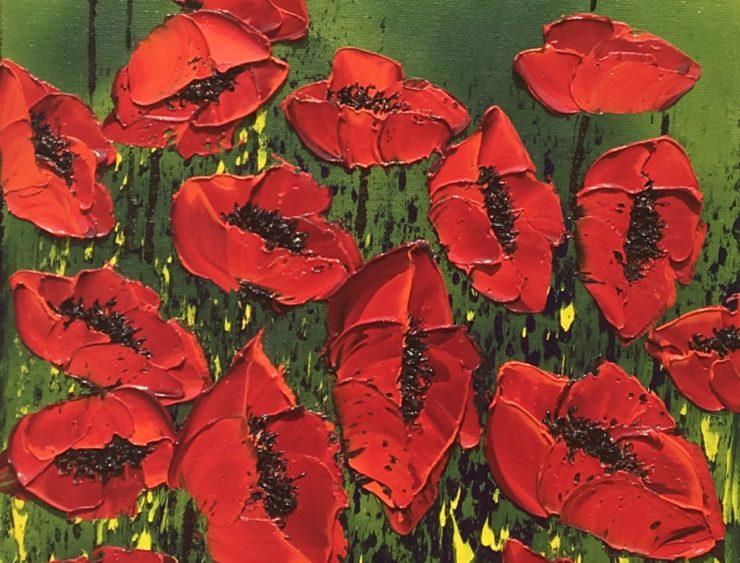Lilian Delgado Painting: Oil Paint