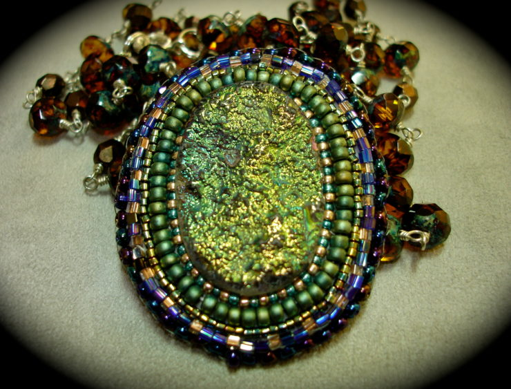 Holly Droz Jewelry Maker & Designer: Mixed Media