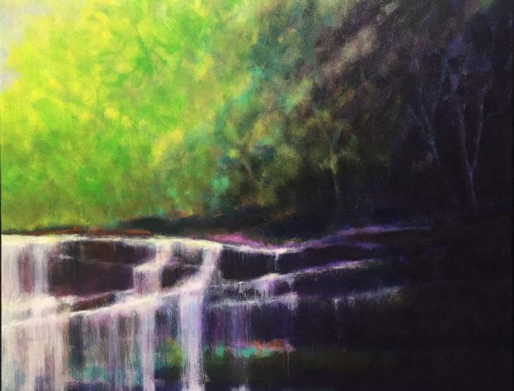 Gail Drozd Painting: Oil Paint