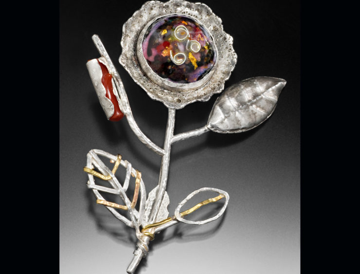 Lynn Floriano Jewelry Maker & Designer: Mixed Media