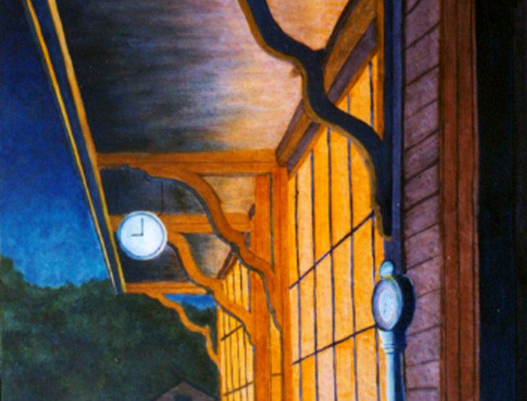 Alli Farkas Painting: Oil Paint