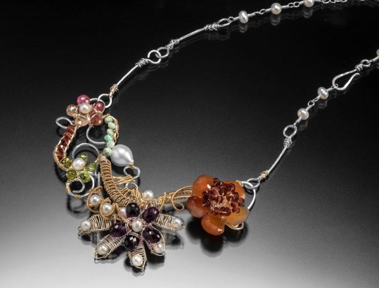 Tetyana Fedorko Jewelry Maker & Designer: Metals