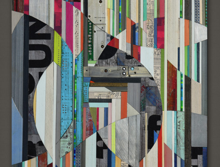 Woody Patterson 2D: Mixed Media