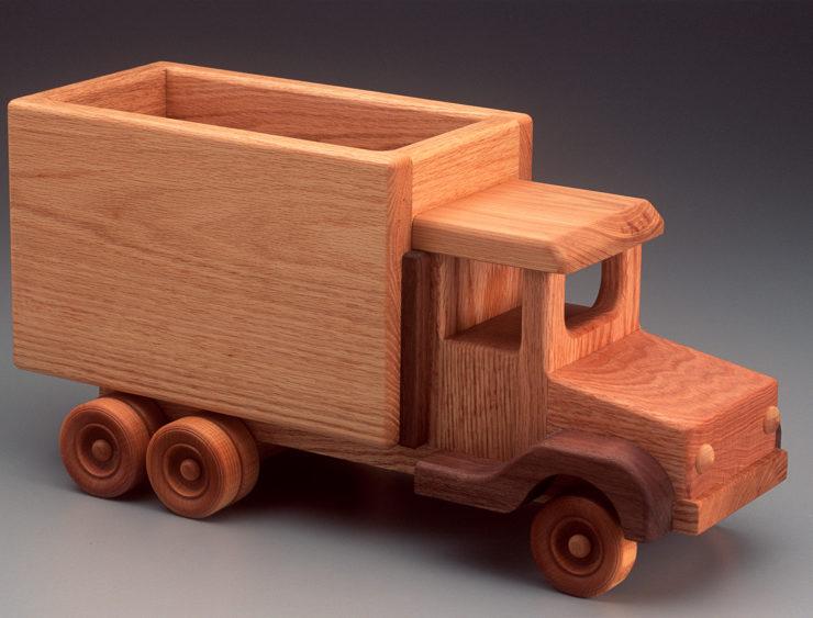 John Post 2D: Wood