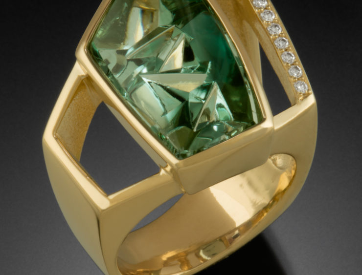 John Strobel Jewelry Maker & Designer: Gold and/or Silver