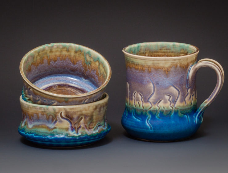 Debra Katz Sampson 3D Functional: Ceramics