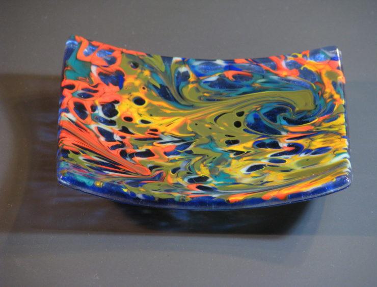 Sandra Schwarzbeck 2D: Glass