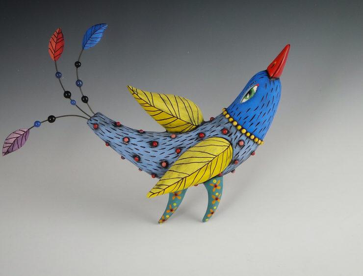 Natalya Sots 3D Non Functional: Ceramics