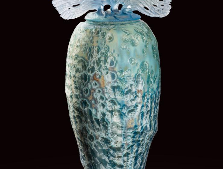 Debra Steidel 3D Non Functional: Ceramics