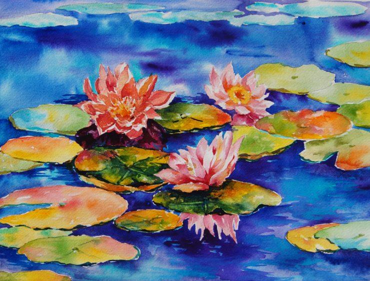 Aditi Swaminathan 2D: Watercolor