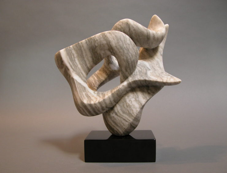 Karen Terhune 3D Non-Functional: Stone