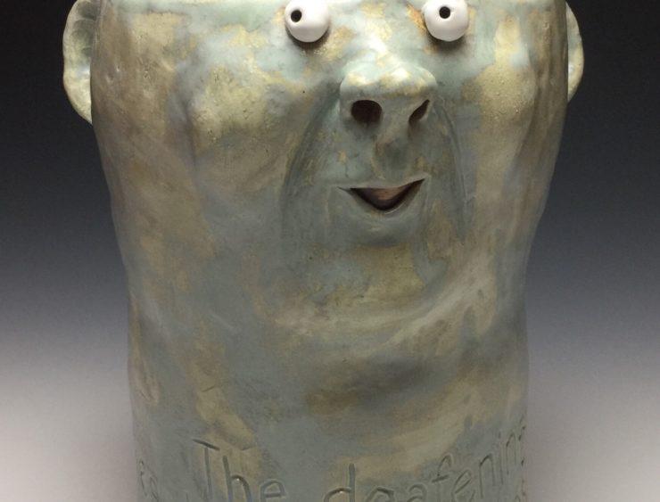 Michael Terra 3D Non Functional: Ceramics