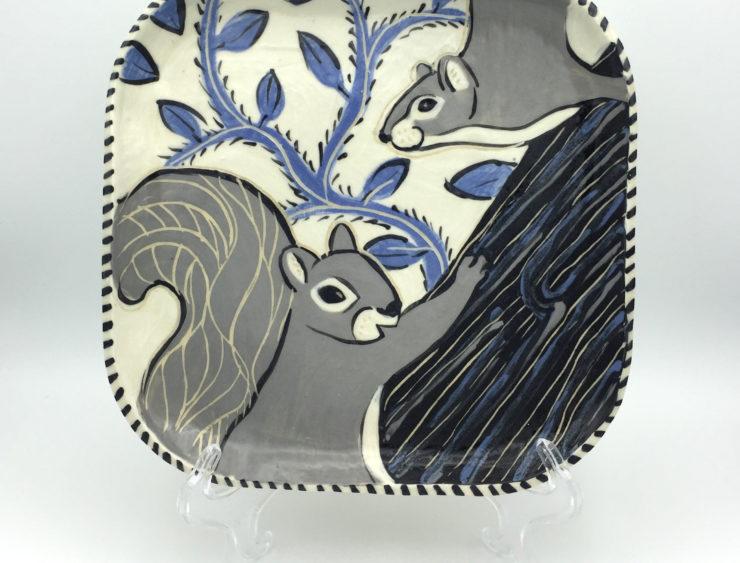 Julie Terwelp 2D: Ceramics